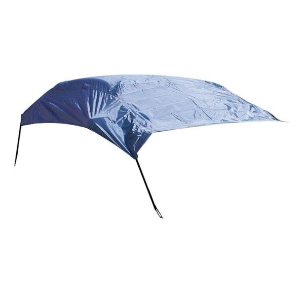Autohoes bovenkant L 315x122x60 cm donkerblauw