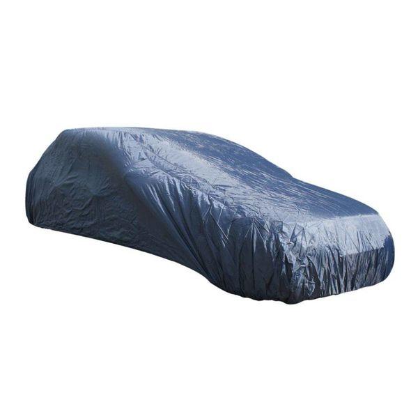 Autohoes S 406x160x119 cm donkerblauw