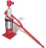 vidaXL Mini bandenwisselaar rood