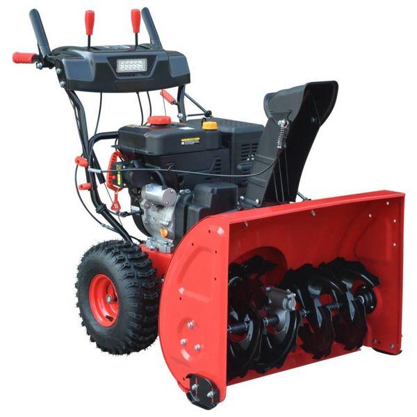 Sneeuwblazer elektrische/handmatige start 2-fasig 302 cc 11 pk