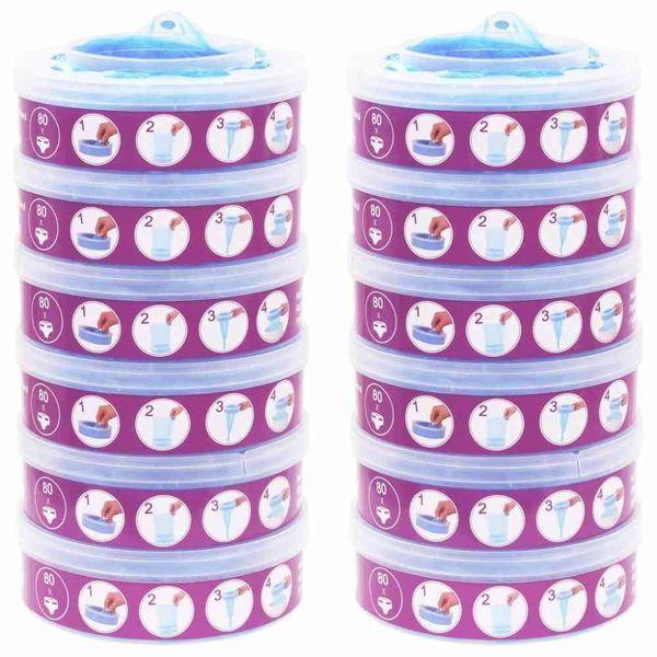 Navulcassette voor Sangenic TEC Diaper Twisters MK3/4/5 12 st