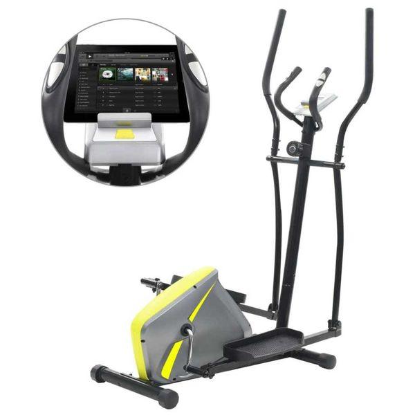 Crosstrainer 10 kg roterende massa