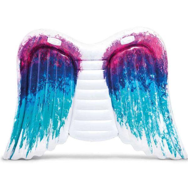 Luchtbed opblaasbaar Angel Wings Mat 58786EU