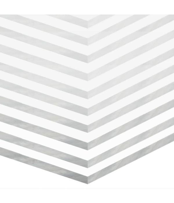 vidaXL Acrylplaten 600x800x3 mm transparant 10 st