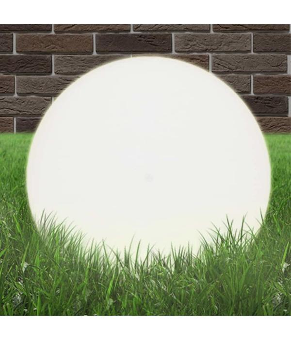 vidaXL LED-bollamp rond 50 cm PMMA