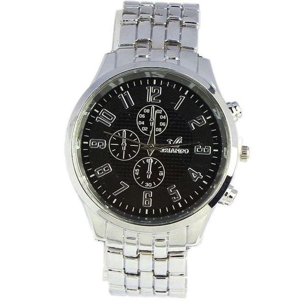 Horloge Stainless Steel
