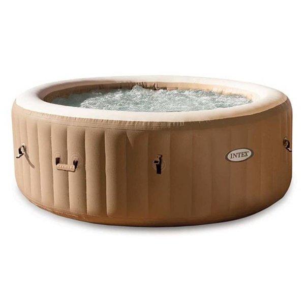 PureSpa Opblaasbare spa met bubbelmassage 216x71 cm 28408NP