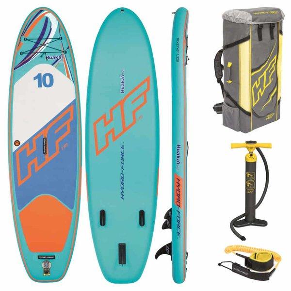 Paddle boardset opblaasbaar Hydro-Force Huaka'i Tech 65312
