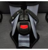 vidaXL Autostoeltje voor kinderen grijs/zwart