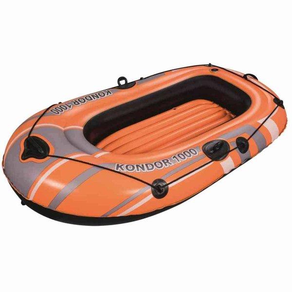 Opblaasboot Kondor 1000 155x93 cm 61099