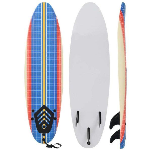 Surfboard 170 cm mozaïek