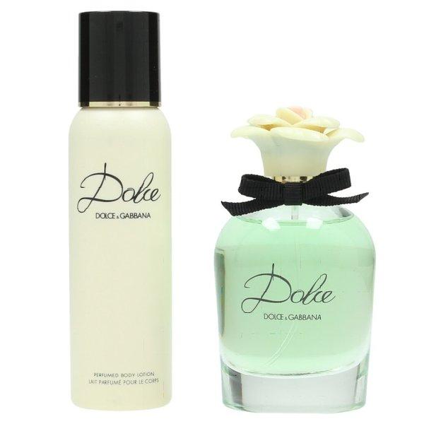 Dolce & Gabbana Dolce EDP 75 ml + BL 100 ml (woman)