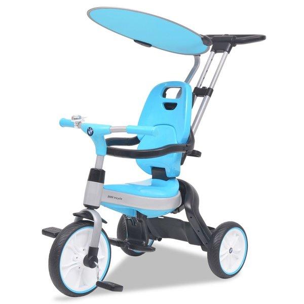 Kinderdriewieler BMW blauw