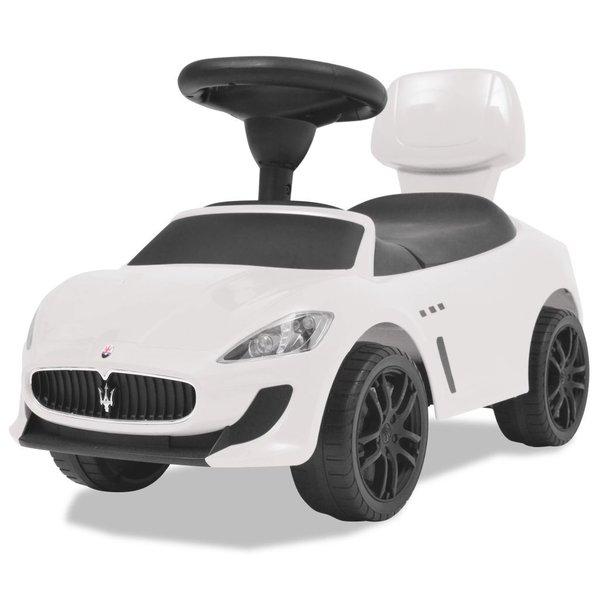 Loopauto Maserati 353 wit