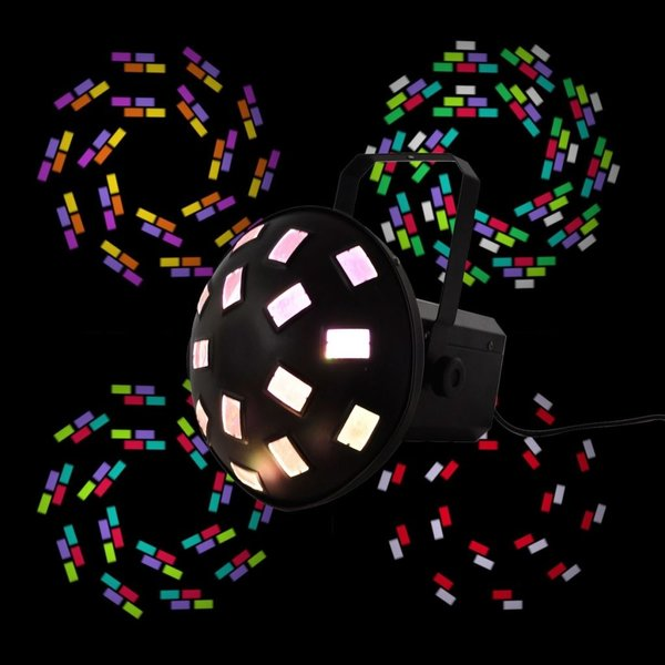 DJ Disco LED lamp Vertigo