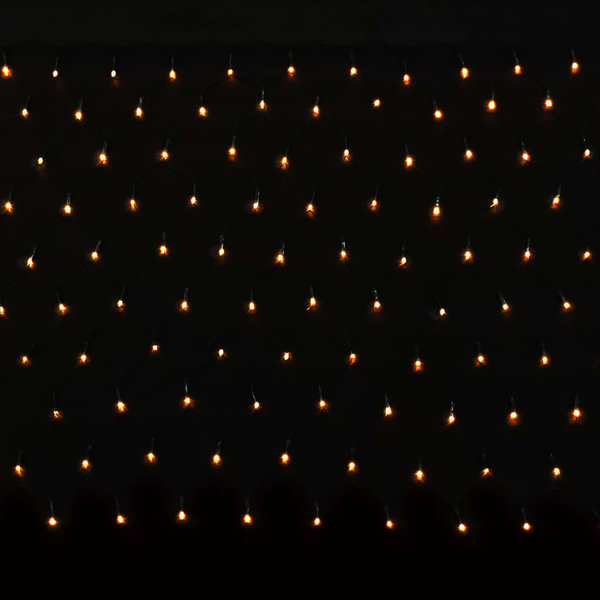 LED-netverlichting voor binnen en buiten IP44 230x110 cm