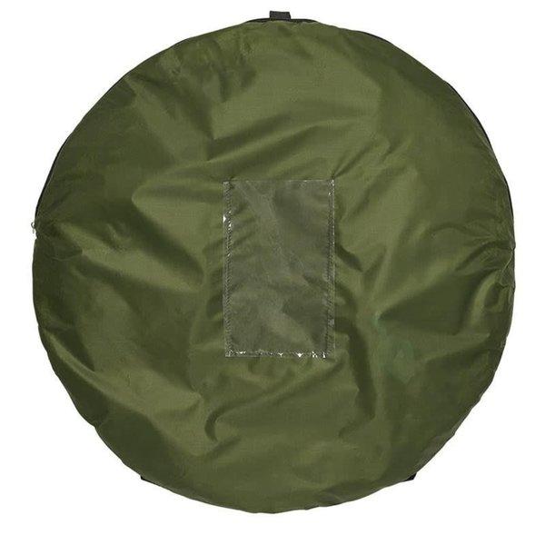 pop-uptent groen 190 x 120 cm