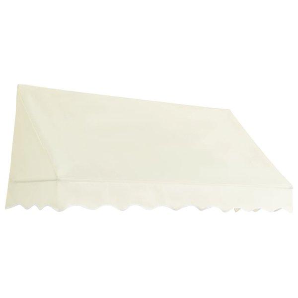 Luifel 200x120 cm crème