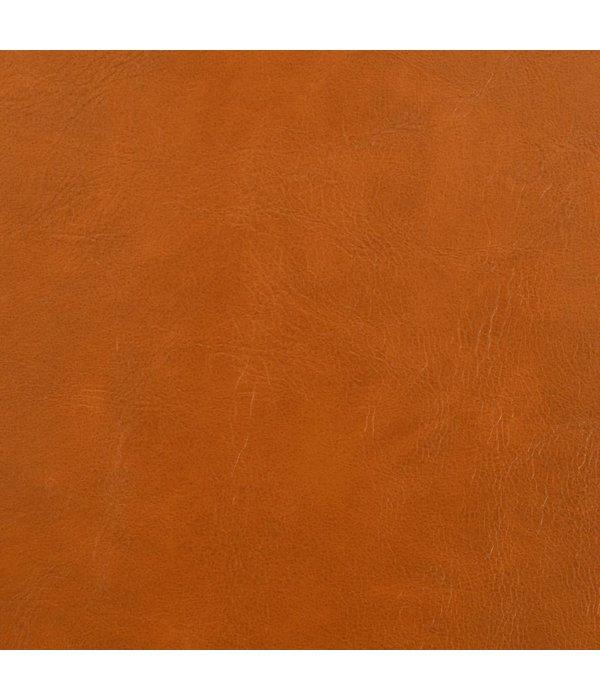 vidaXL Eetkamerstoelen 6 st draaiend kunstleer bruin