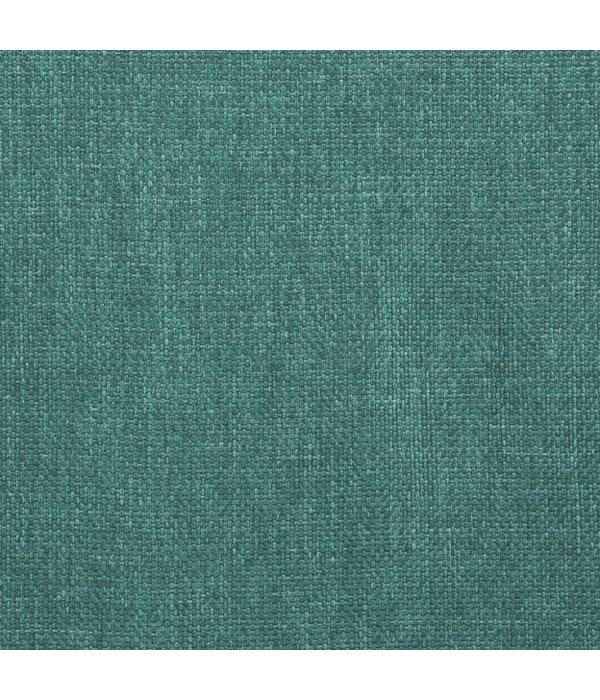 vidaXL Eetkamerstoelen 6 st draaiend stof groen