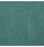 vidaXL Eetkamerstoelen 4 st draaiend stof groen