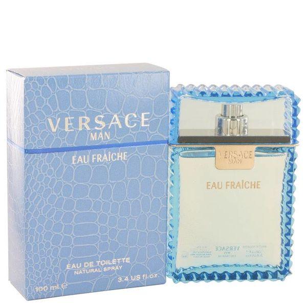 Versace Eau Fraiche Men eau de toilette spray 100 ml