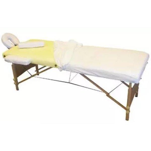4-delige Hoeslaken set voor massagetafels