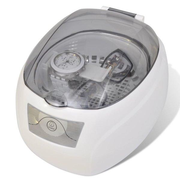 Digitale sieraden en horloge reiniger ultrasonisch 750 ml
