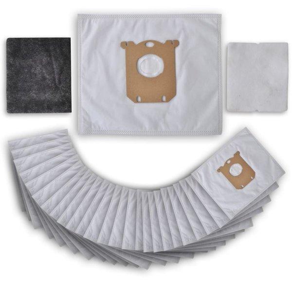 Stofzuigerzakken + Filters voor Philips, Electrolux & AEG (25 stuks)