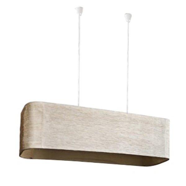 Hanglamp van papier