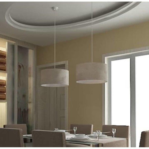 Hanglamp rond (set van 2)
