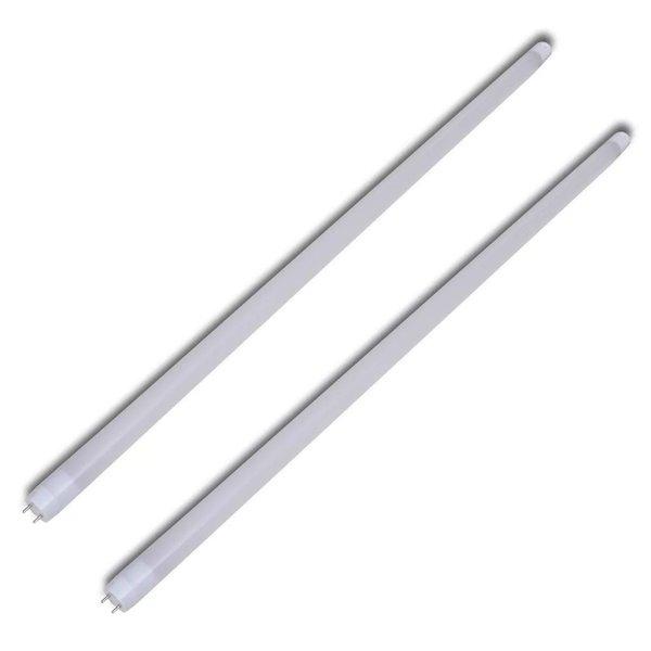LED TL-buis warm wit T8 15W 90 cm (2 stuks)