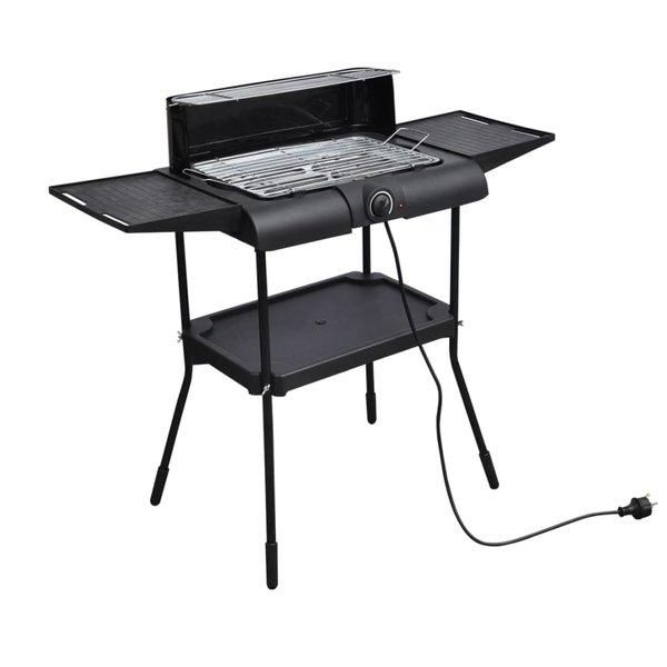 Elektrische Barbecue 2000 W
