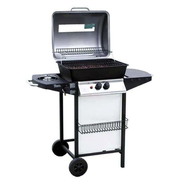 Gasbarbecue Kansas 2 branders