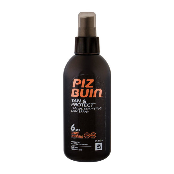 Piz Buin Tan & Protect Intensif. Sun Spray SPF6