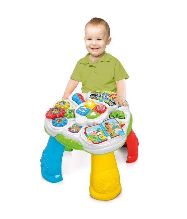 Speeltafel meerkleurig 66686