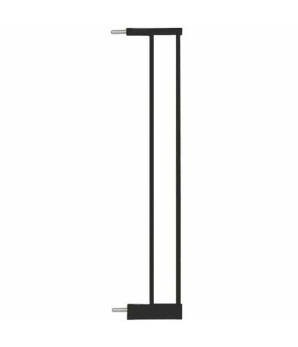 Verlengstuk traphekje Easy Pressure Fit 14 cm metaal zwart 93835