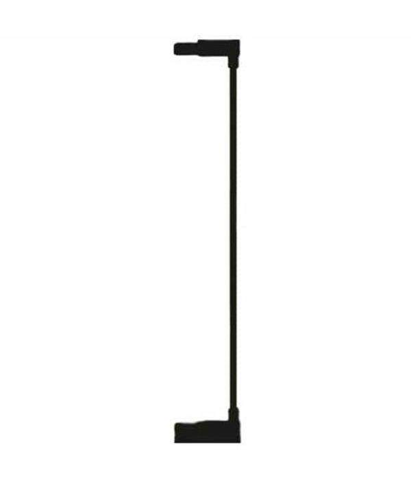 Verlengstuk traphekje Easy Pressure Fit 7 cm metaal zwart 93699