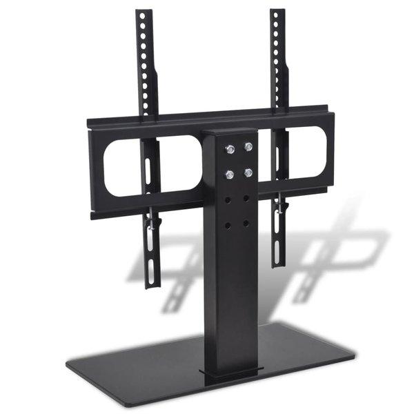 """Tv-beugel met basis 400x400 mm 23"""" - 55"""" ijzer zwart"""