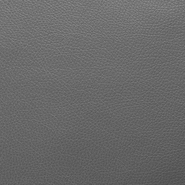 Kunstleer 1,4 x 9 m zwart