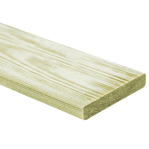 50 st Terrasplanken 150x12 cm FSC hout
