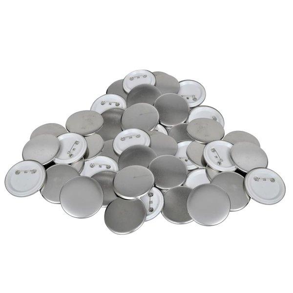 Buttononderdelen met een diameter van 44 mm (500 sets)