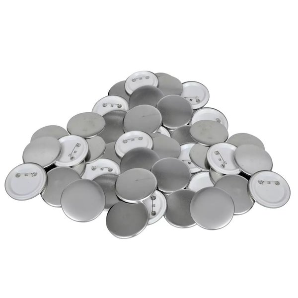 Buttononderdelen met een diameter van 58 mm (500 sets)