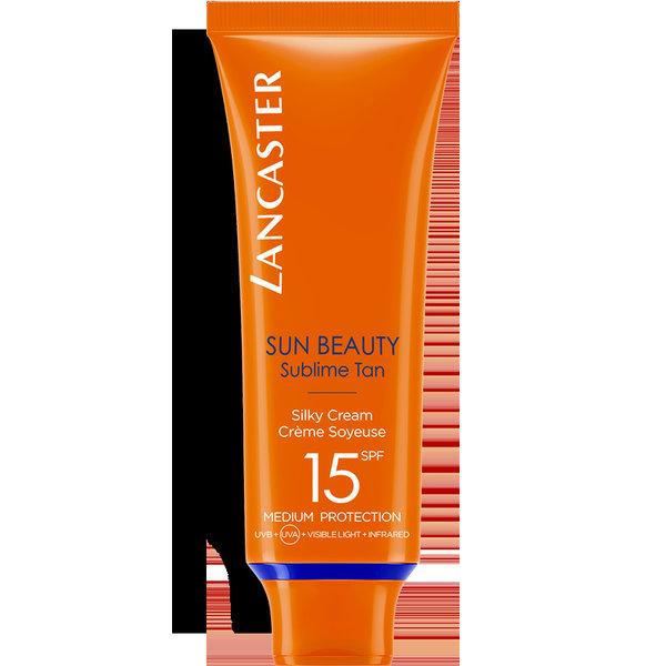 Lancaster Sun Beauty Silky Touch Cream SPF15 50 ml