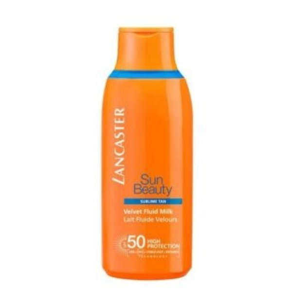 Lancaster Sun Beauty Velvet Fluid Milk SPF50 175 ml