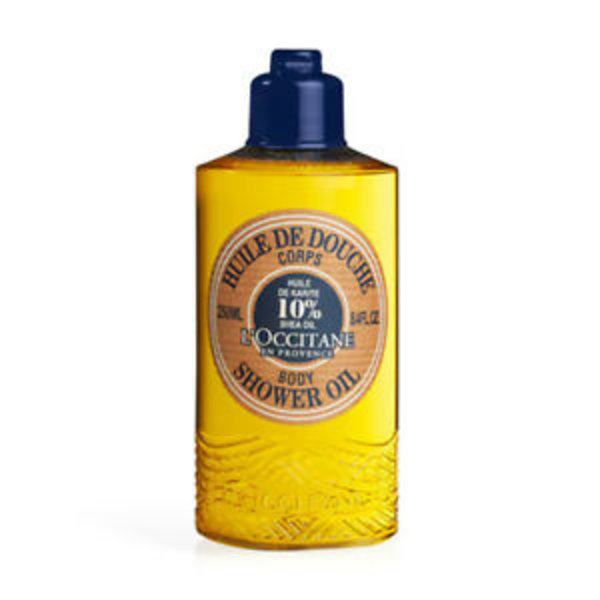 L'Occitane Body Shower Gel Oil 250 ml