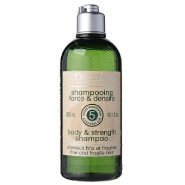 L'Occitane Aromachologie Body & Strength Shampoo 300 ml