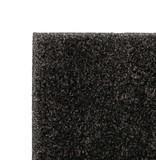vidaXL Vloerkleed shaggy hoogpolig 140x200 cm antraciet - Reourdeal