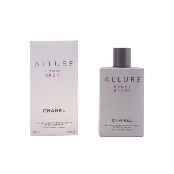 Chanel Allure Homme Sport Hair And Body Wash 200 ml