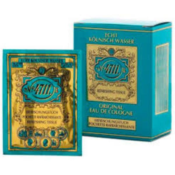 4711 Original Refreshing Eau de Cologne Tissue 10 stuks